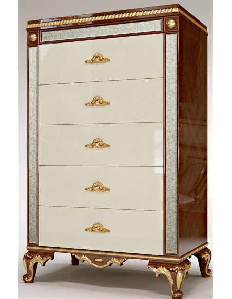 Furniture Masterpieces Five Drawer Chest