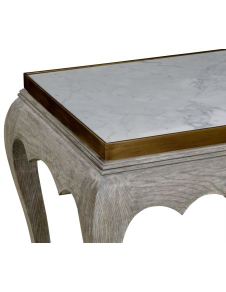 Console & Sofa Tables Eden table (Grey oak)