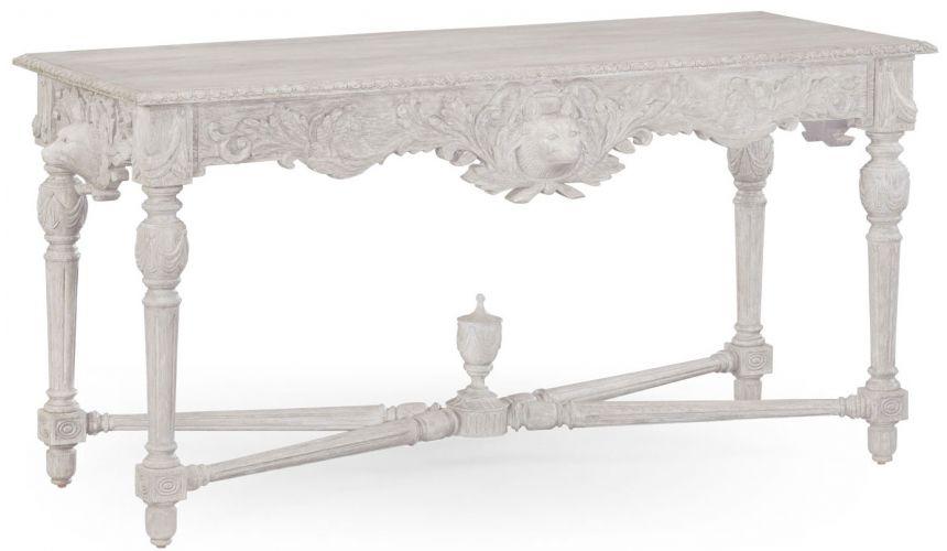 Console & Sofa Tables Godwyn console (Country White Oak).