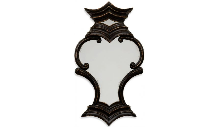 Designer Italian mirror