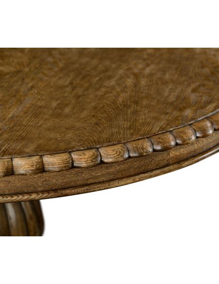 Dining Tables Majestic Oak Pedestal table