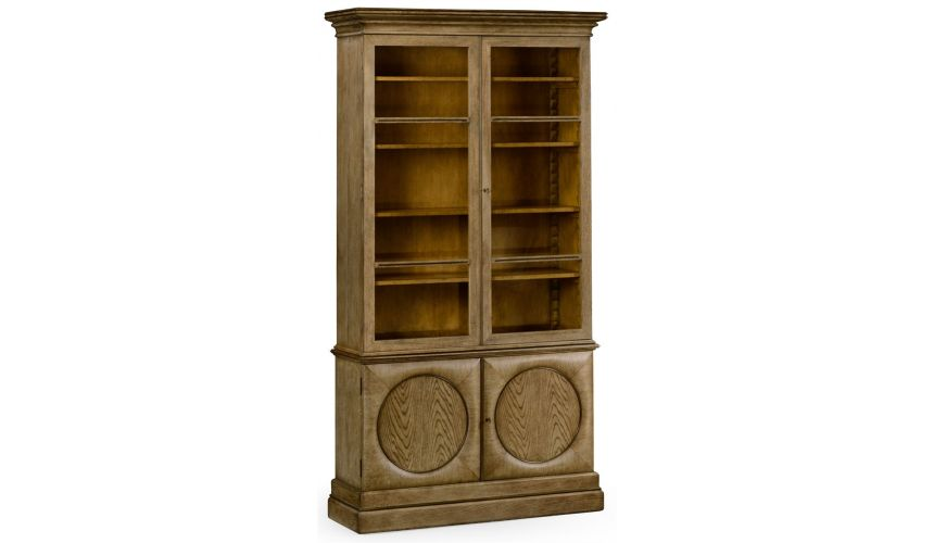 Breakfronts & China Cabinets Elgin bookcase.