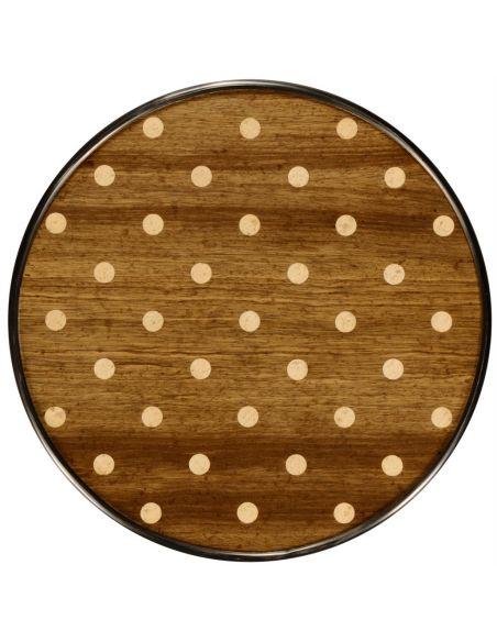 Home Bar Furniture Corkscrew bar table