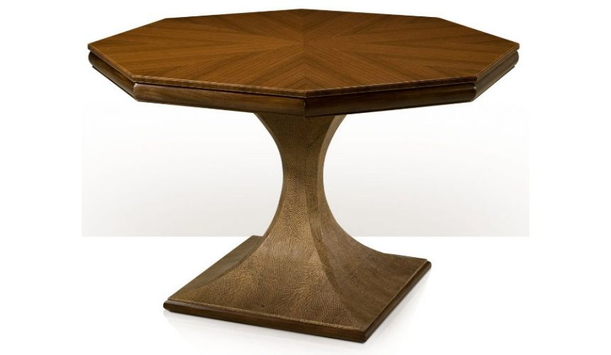 Dining Tables Transitional Eight