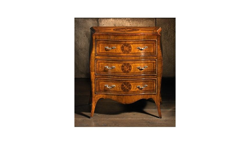 Square & Rectangular Side Tables Extraordinary smaller size chest of drawers or nightstand.