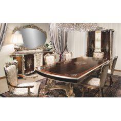 1 High End Italian Furniture. Dining Room Set