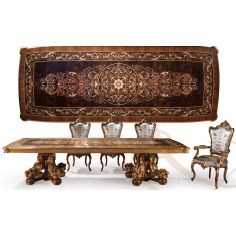 10 Luxury dining furniture. Masterpiece collection.