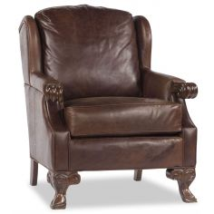 Comfy Leather Chair