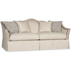 Arched Headboard Sofa