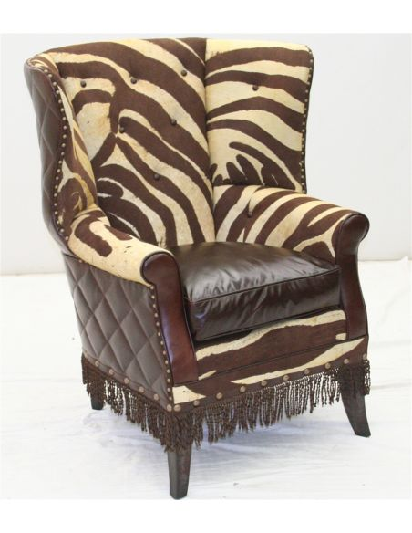 Wing Chair 708-03