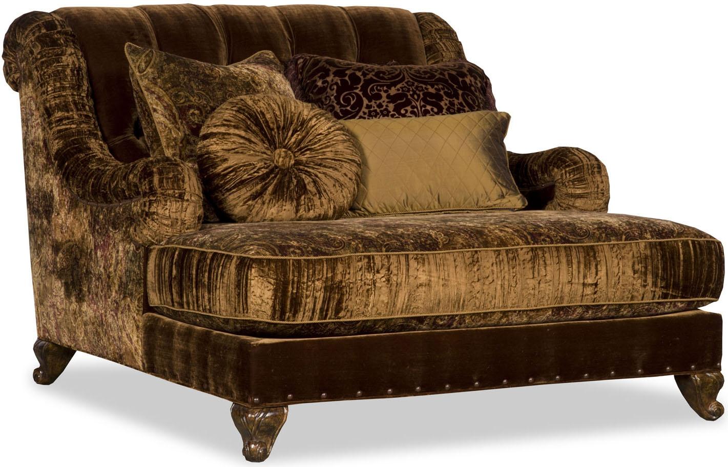 Upholstered Extended Sofa