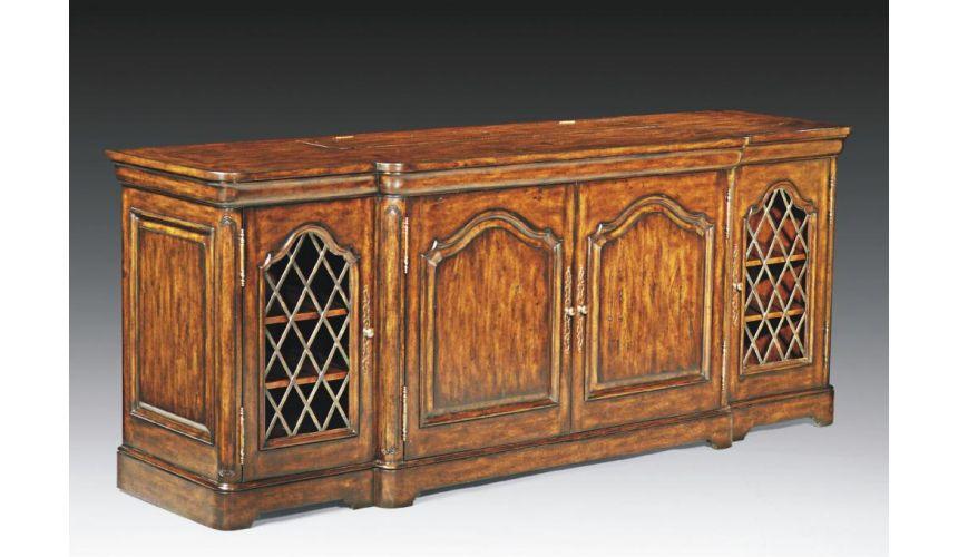 Console & Sofa Tables Home Furniture Plasma Console