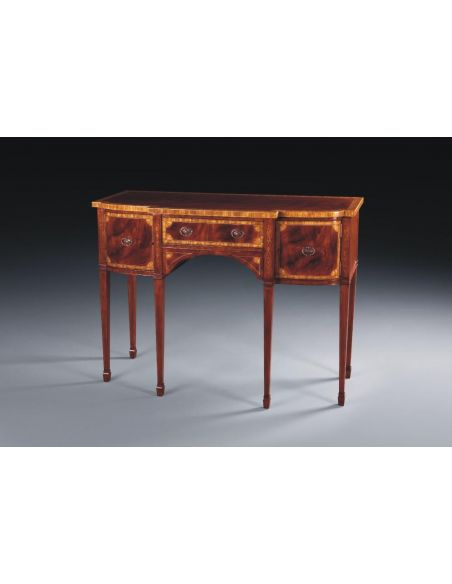 Breakfronts & China Cabinets High End Dining Rooms Furniture Sideboard upscale home furnishings