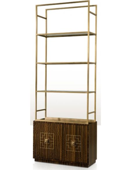 Breakfronts & China Cabinets Boston Display
