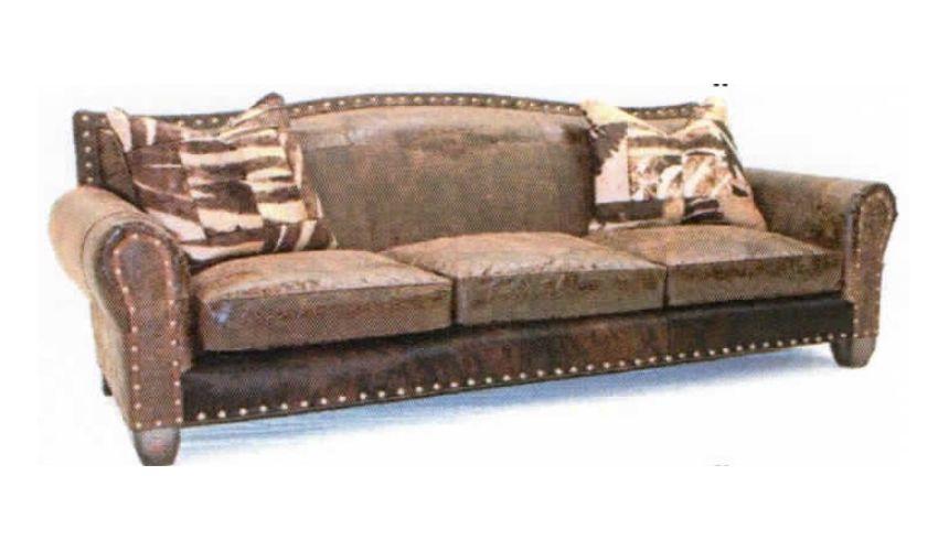 Luxury Furniture Leather Sofa Set-25