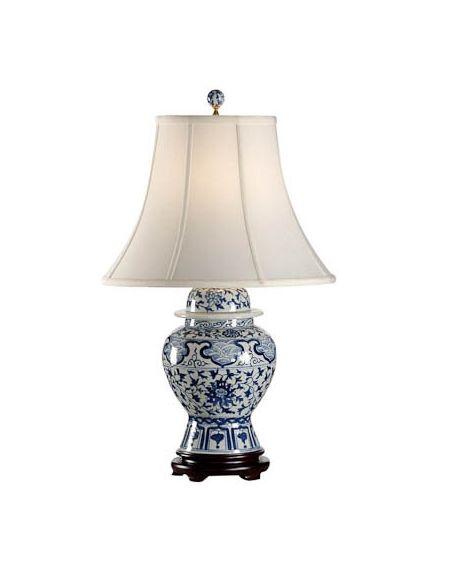 Lighting Indigo Garden Oriental Lamp