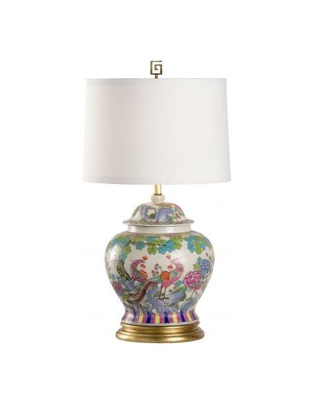 Decorative Accessories Shantou Urn Styled Lamp