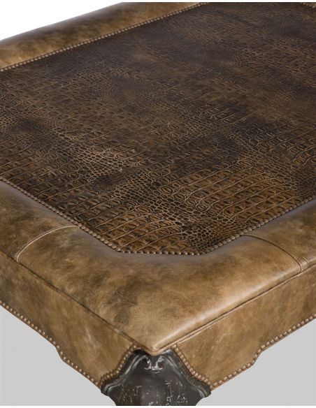 Coffee Tables Upholstered Living Room Table