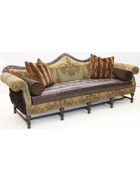 SOFA, COUCH & LOVESEAT 8000-04 Sofa