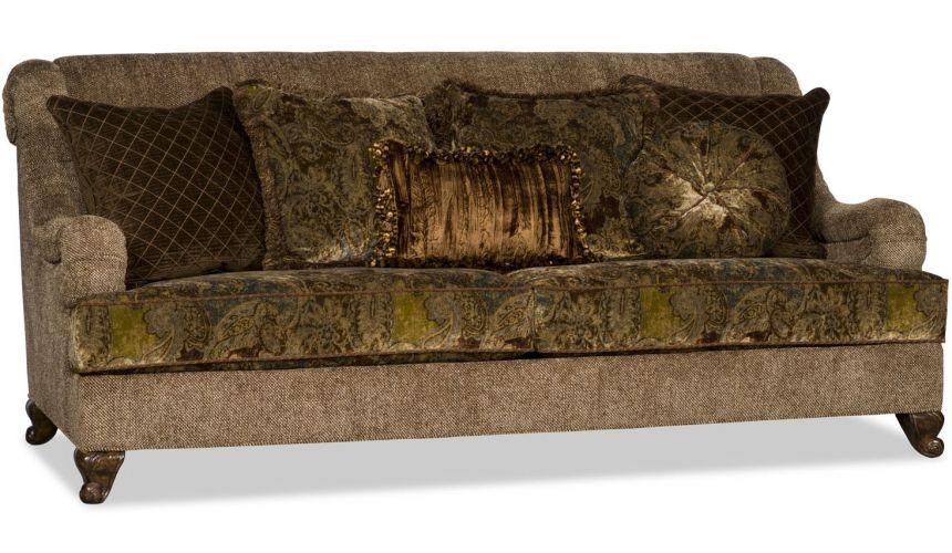 SOFA, COUCH & LOVESEAT Upholstered Armrest Sofa