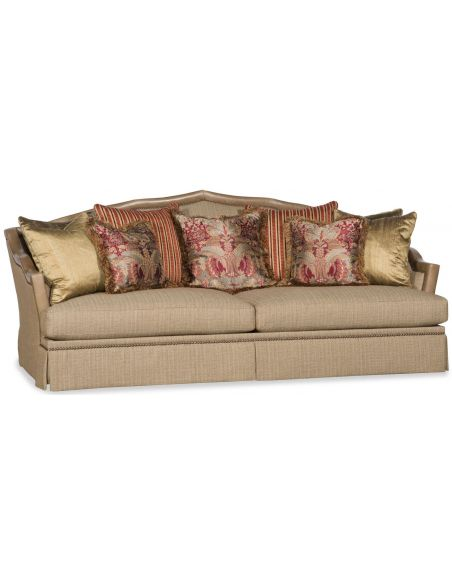SOFA, COUCH & LOVESEAT Modish Upholstered Sofa