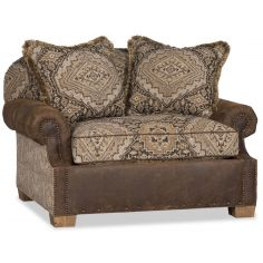 Artistic Oversized Arm Chair