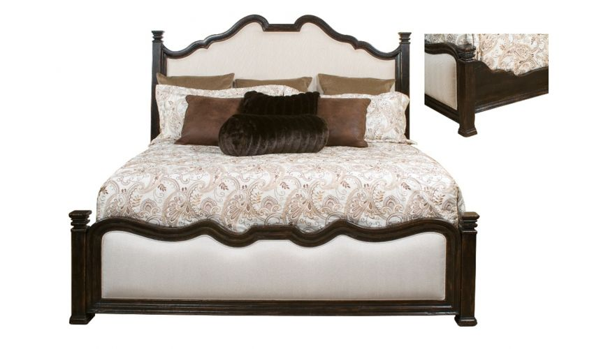 BEDS - Queen, King & California King Sizes Bed set luxury furniture king or queen