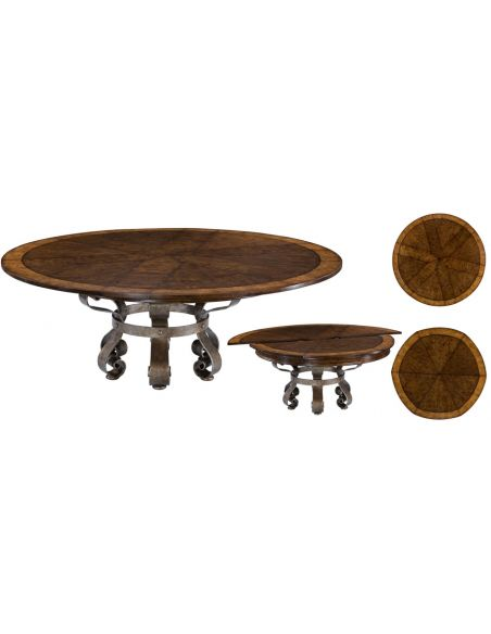 Dining Tables Volterra Jupe Dining Table.