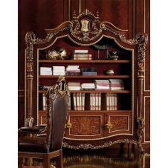 Library bookcase. Furniture masterpiece collection.