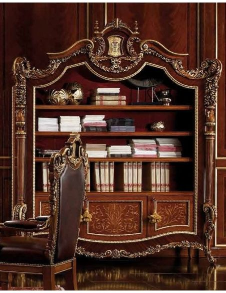 Bookcases Library bookcase. Furniture masterpiece collection.