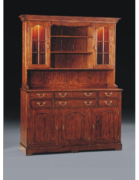 Breakfronts & China Cabinets High End Dining Room Furniture Buffet With Hutch