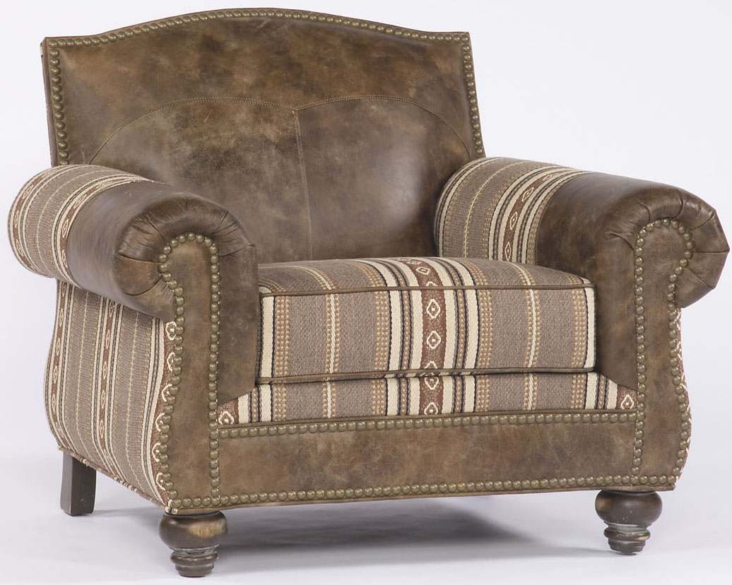 Luxury Leather U0026 Upholstered Furniture Distressed Leather Chair