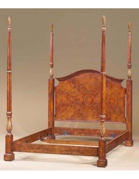 BEDS - Queen, King & California King Sizes Classic English style master bed