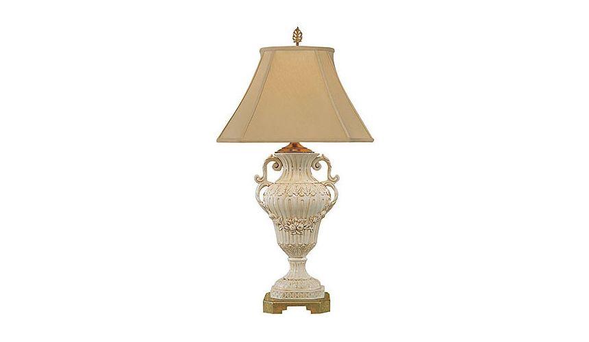 Lighting Victorian Inspired Ceramic Lamp