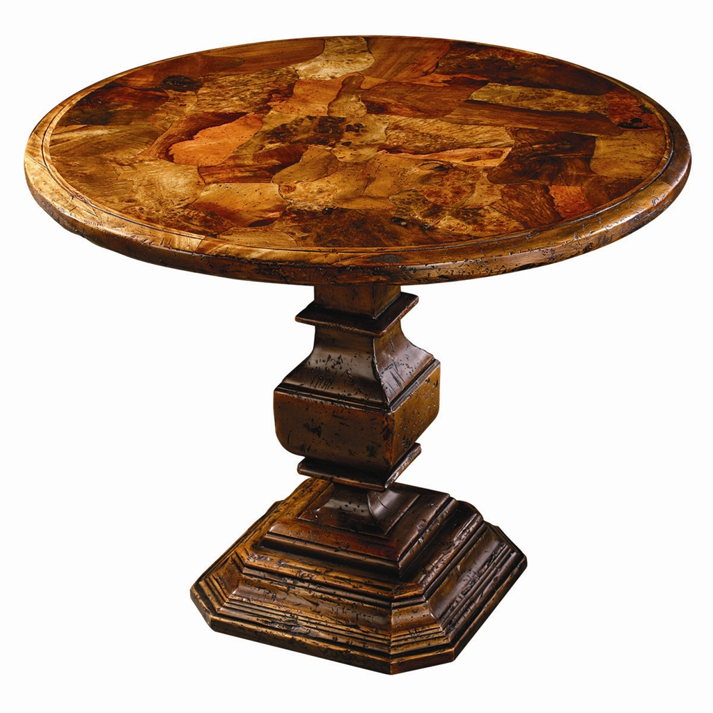 Accent table Round side or center table