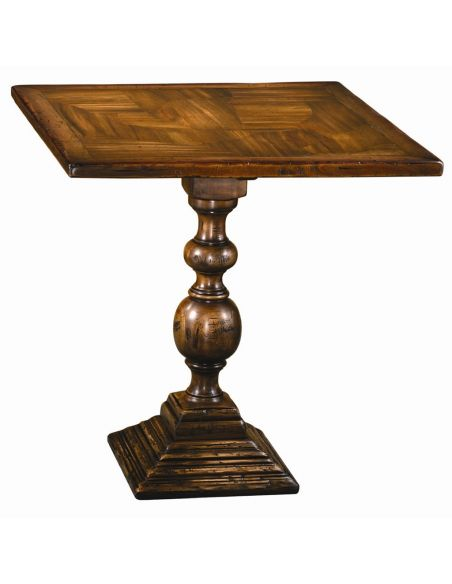 Square & Rectangular Side Tables Accent table. square side table. High end furniture.