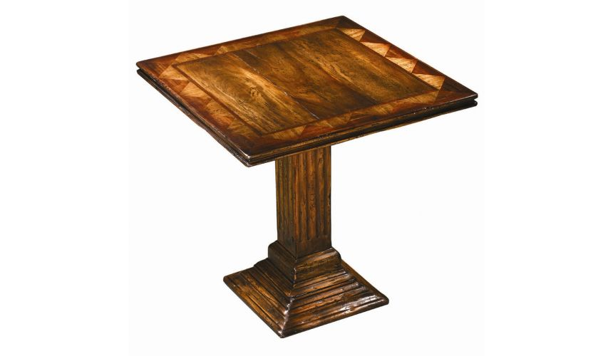 Square & Rectangular Side Tables Accent table. square side table. Luxury furniture.