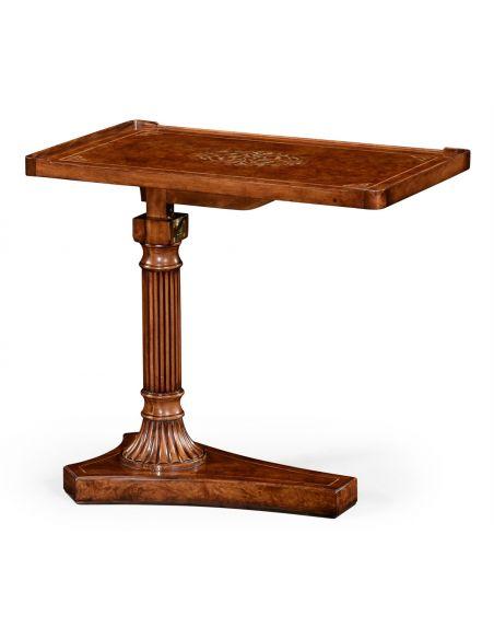 Square & Rectangular Side Tables Adjustable bed table Unique furniture. 599082