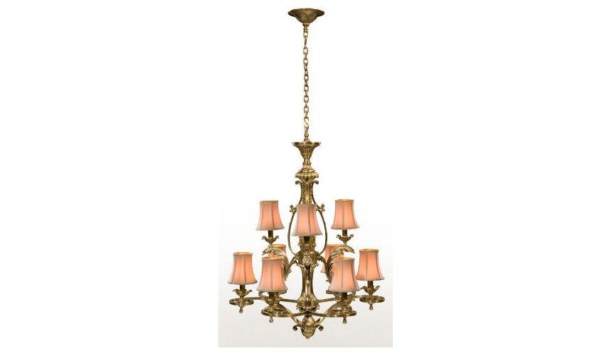 Lighting Palm Room Chandelier