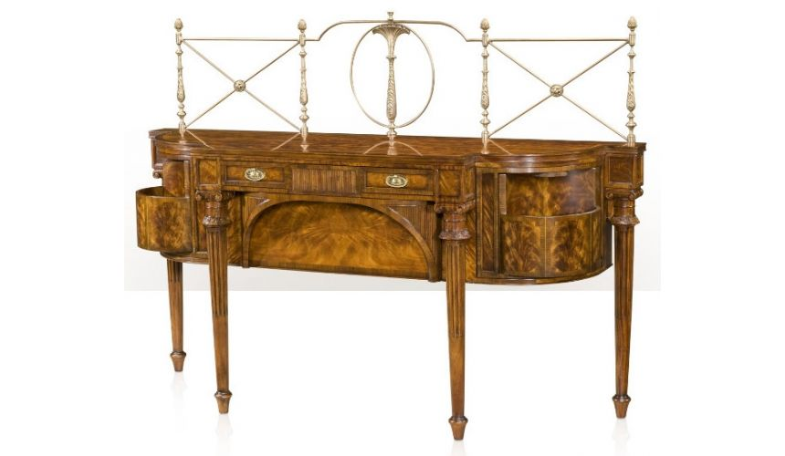 Breakfronts & China Cabinets An English Classic