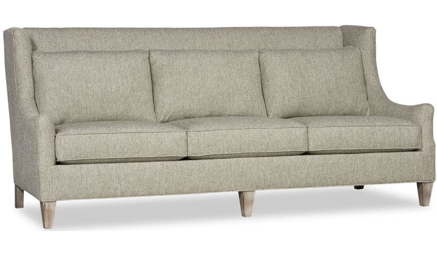 SOFA, COUCH & LOVESEAT Stylish Upholstered Sofa