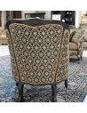 Luxury Leather & Upholstered Furniture Arabian jewel accent chairs 22