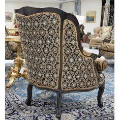 Arabian jewel accent chairs 22