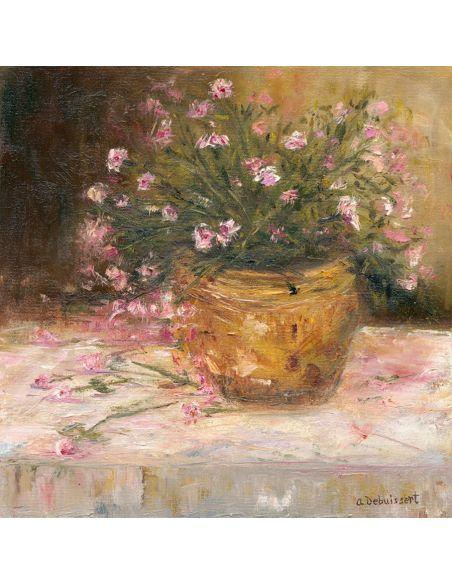 Original Oil Paintings By Artist: Anne-Marie Debuissert art gallery canvas oil painting