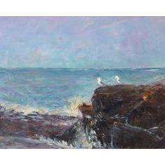 Misty Ledge, art gallery east greenwich ri