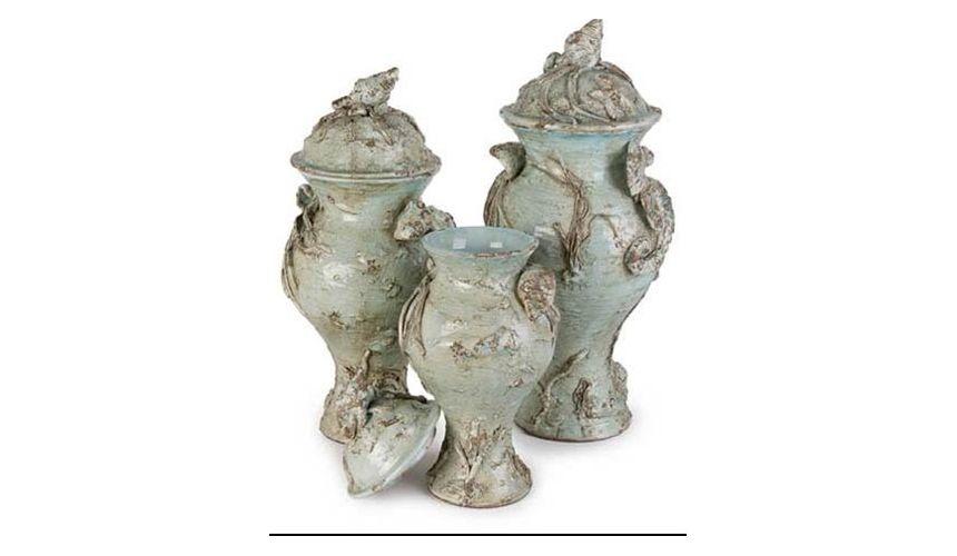 Decorative Accessories luxury furniture Mediterraneo Urns