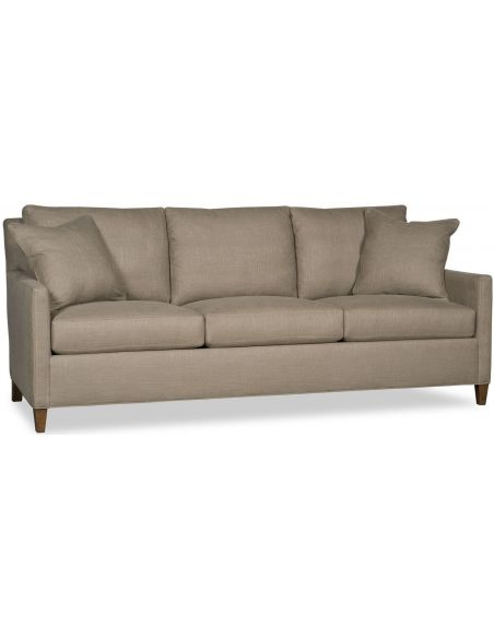 SOFA, COUCH & LOVESEAT Contemporary Upholstered Sofa