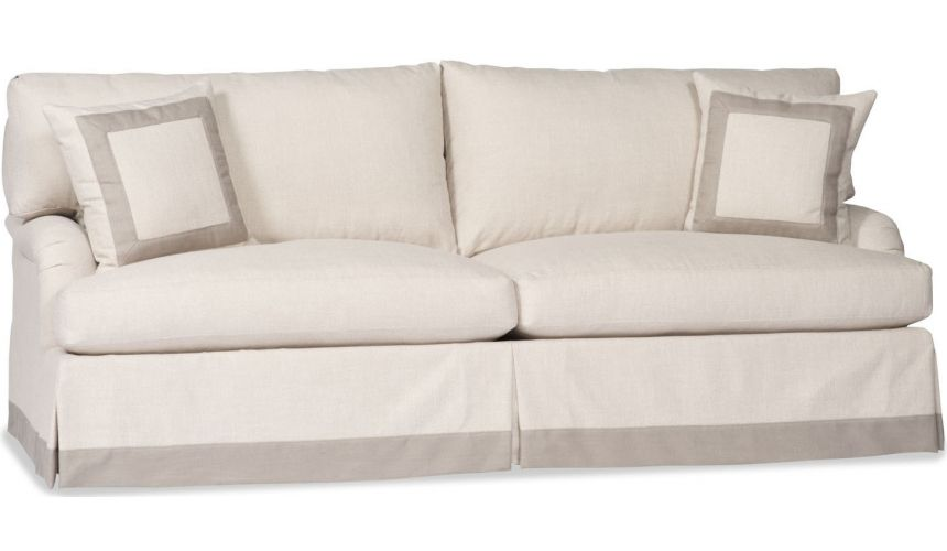 SOFA, COUCH & LOVESEAT Comfy Upholstered Sofa