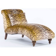 Bengal tigress wild side chaise. 322