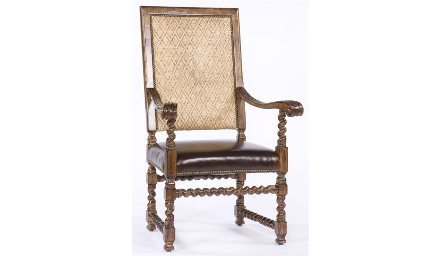 Dining Chairs Best home furnishings. Accent arm chair. furniture & furnishings.